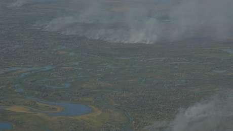 Pantanal enfrenta pior período de queimadas das últimas décadas