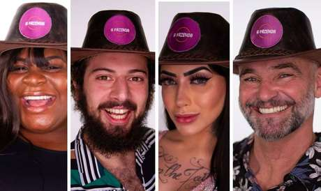 Os participantes da 12ª edição de 'A Fazenda' foram divulgados na estreia do reality show, em 8 de setembro de 2020. Confira a seguir quem são os artistas que integram o elenco do programa neste ano.