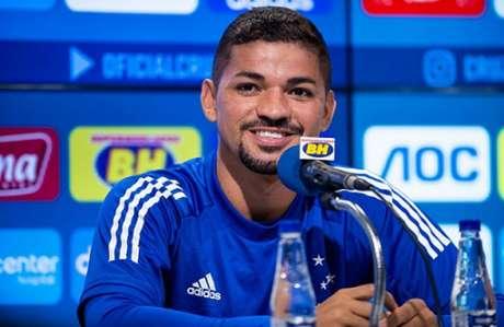 Judivan não estava tendo chances no clube, com os treinadores que passaram pela Raposa-(Bruno Haddad/Cruzeiro)