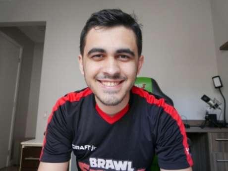 Luiz Gustavo Fagundes Malpele fundador doThe Brawler