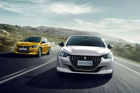 Novo Peugeot 208: estratégia confusa ao apostar em alta tecnologia e num motor menos eficiente.