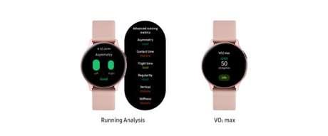 Samsung Galaxy Watch Active 2 ganha novas métricas para corridas