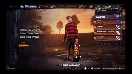 Steve Caballero e seu cosplay de Freddy Krueger