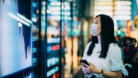 Várias economias já sentem os efeitos da crise provocada pela pandemia