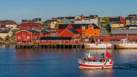No Mar de Barents, como em outras partes do Ártico, a pesca é muito ativa. No entanto, eles estão muito próximos de submarinos nucleares em decomposição no fundo do mar