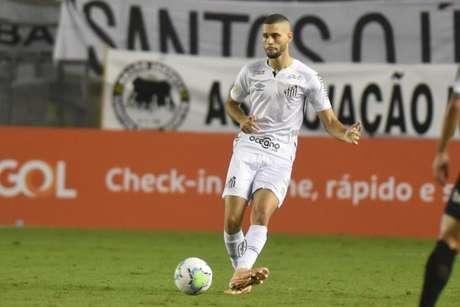 Antes de entrar contra Galo e São Paulo, Wagner tinha apenas 18 minutos em campo (Foto: Ivan Storti/Santos FC)