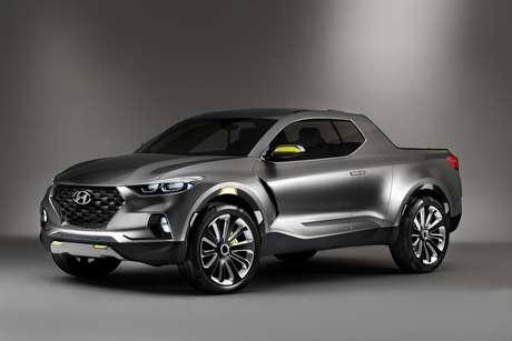 Hyundai Santa Cruz: projeto já foi divulgado há vários anos, mas foi bastante modificado.