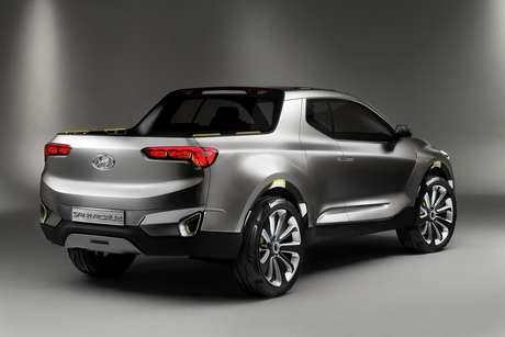 Picape da Hyundai será fabricada em Montgomery, EUA, por meio de investimentos de US$ 410 milhões.