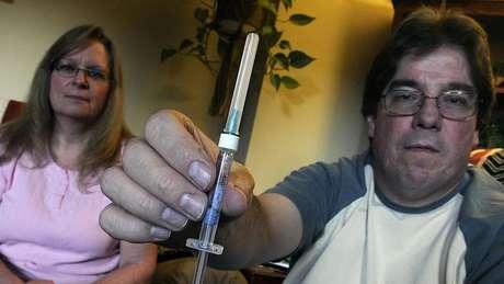 Os tratamentos com interferon são usados há anos para doenças como a esclerose múltipla