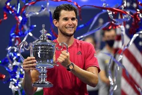 Dominic Thiem conquistou o título do US Open