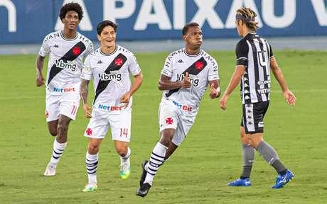 Vasco segue vencendo e bem posicionado na Série A (Maga Jr)
