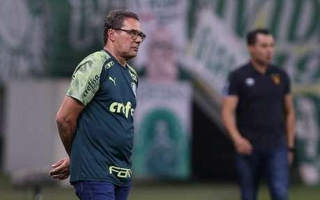 Palmeiras ainda não perdeu no Brasileirão, mas poderia estar melhor na tabela (Foto: Cesar Greco/Palmeiras)