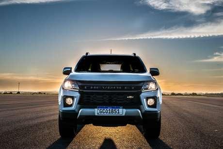 Nova S10 High Country: design mais agressivo deu maior vigor à picape da GM.