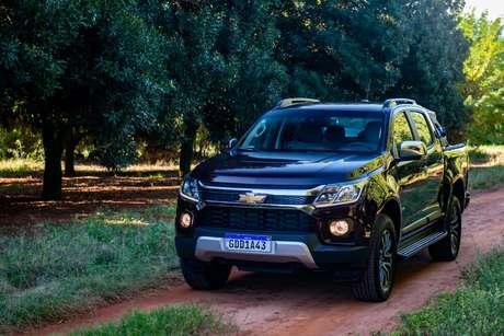 Chevrolet S10 LTZ: melhoria nos equipamentos de conectividade e segurança.