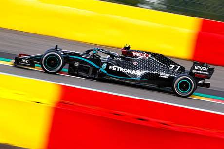 A Ineos começou a patrocinar a Mercedes em 2020