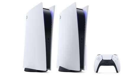 Sony PlayStation 5 e Digital Edition