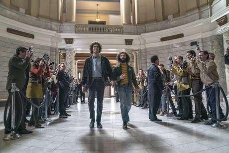Os 7 de Chicago: Aposta da Netflix para o Oscar ganha fotos e primeiro trailer