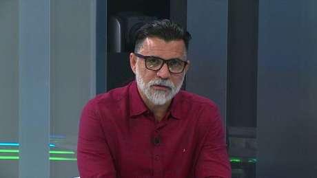 Ricardo Rocha vai comentar o jogo do Palmeiras no SBT