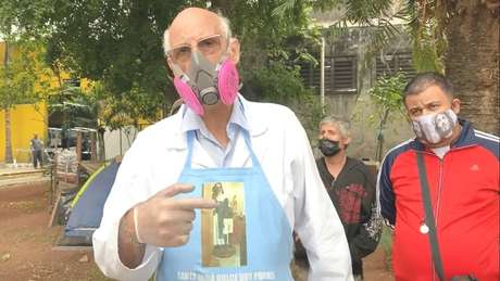 Padre Julio Lancelotti diz estar sob risco após ataques de candidato a prefeito de São Paulo