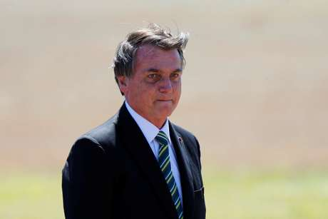 Presidente Jair Bolsonaro em Brasília 07/09/2020 REUTERS/Adriano Machado