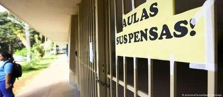 Muitos municípios de São Paulo já decretaram queem 2020 não haverá mais ensino presencial