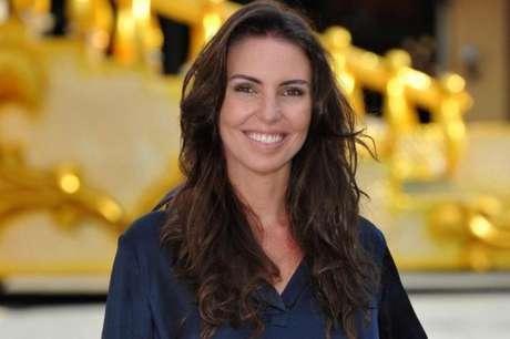 Glenda é a nova contratação da Band (Foto: Alex Carvalho / TV Globo/Divulgação)