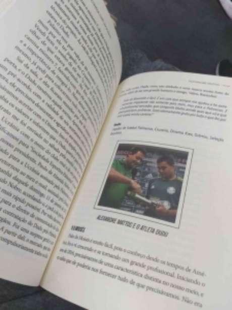 Dudu foi a contratação mais bombástica de Mattos pelo Palmeiras (Foto: Reprodução)