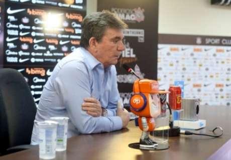 Andrés comentou demissão (Foto: Rodrigo Coca/Ag. Corinthians)