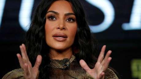 Kim tem 188 milhões de seguidores no Instagram