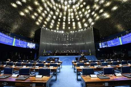 O Senado vai começar a desenhar uma reforma administrativa interna para reduzir gastos com o funcionalismo