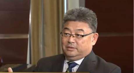 O dr. Yu Xuefeng, CEO da CanSino.