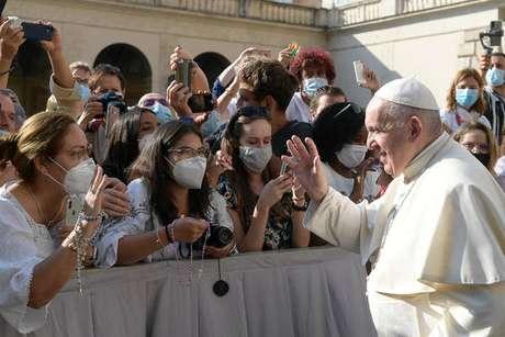 Papa Francisco publicará encíclica no dia em que a Igreja celebra o santo que o inspirou