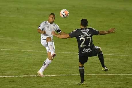 Santos e Olimpia empataram em 0 a 0 na Vila Belmiro (Foto:Divulgação/Santos FC)