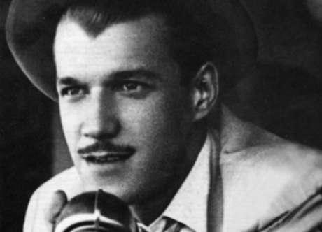 Geraldo José, pai de Luiz Alfredo, narrador que trabalhou nas Rádios Record e Excelsior e, na TV, na Rede Globo(Reprodução)