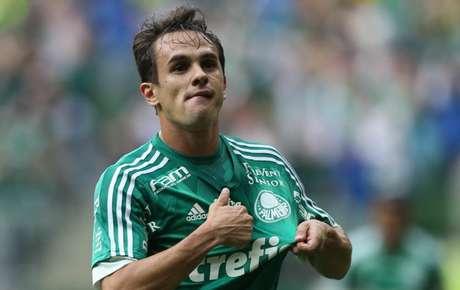 Contratado em 2015 por Alexandre Mattos, Lucas viveu um dos melhores momentos da carreira no Palmeiras (Foto: César Greco/Palmeiras)