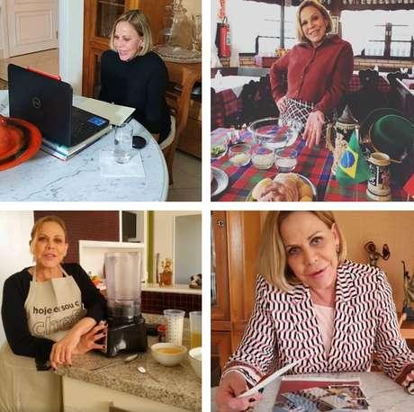No YouTube e nas redes sociais, Claudete Troiano produz conteúdo sobre moda, gastronomia e revela um pouco da intimidade