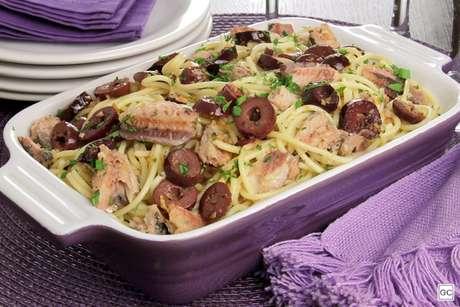 Guia da Cozinha - 7 receitas de espaguete para fazer em até 30 minutos!