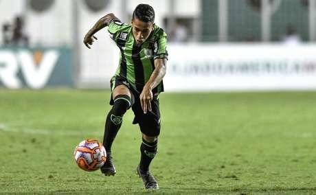 Matheusinho, do América-MG, deve jogar em Israel (Foto: Divulgação/América-MG)