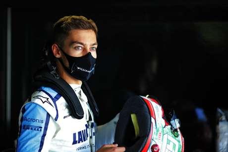 14º) George Russell – 4.0 – Completamente apagado, Russell sequer bateu todos os carros de motor Ferrari. E, vamos ser claros: chegou bem atrás de Latifi. Não pode. É o novo lanterna da temporada 2020. (