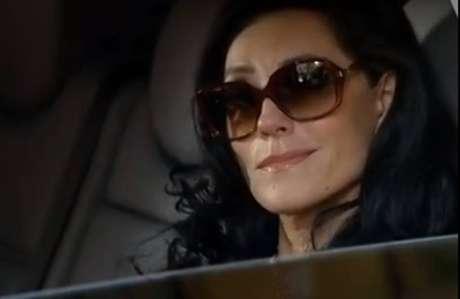 Teresa Cristina (Christiane Torloni) em 'Fina Estampa'
