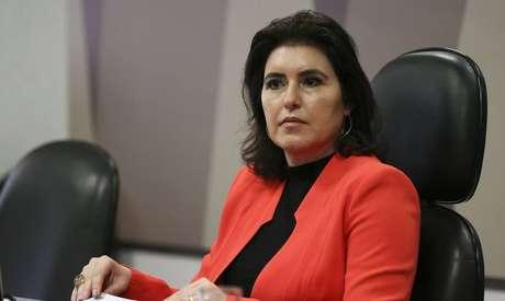 Para Simone Tebet, 'veto da desoneração vai ser derrubado com negociação ou não.'