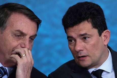 Moro acusou Bolsonaro de querer interferir em nomeações na PF