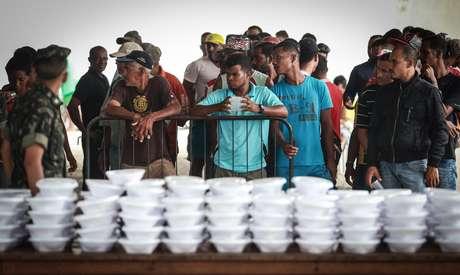 Brasil teve piora em segurança alimentar