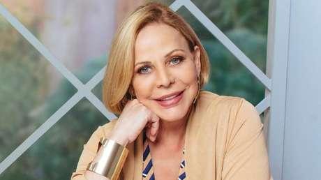 Claudete Troiano é a apresentadora com mais tempo de carreira ainda em atividade na TV brasileira