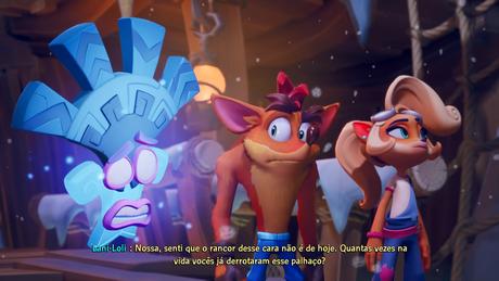Novo game está legendado e dublado em português do Brasil