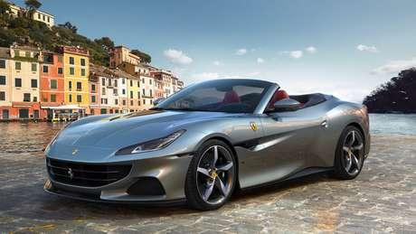 Novo Ferrari Portofino M: letra vem de Modificata, ou seja, uma evolução do motor.