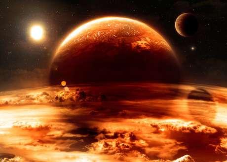 Júpiter começa o movimento direto aos 17 graus de Capricórnio