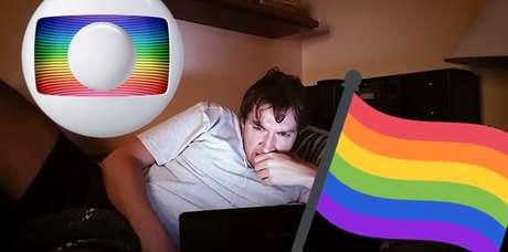 Léo (Joel Vieira), o último ativo convicto: a Globo fará todo mundo 'virar' gay?