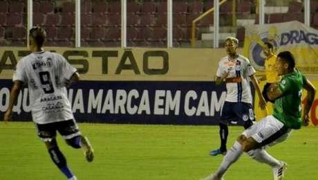 Confiança vence o Guarani por 1 a 0 na Série B do Campeonato Brasileiro