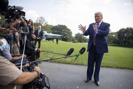 Declaração foi dada durante coletiva de imprensa na Casa Branca